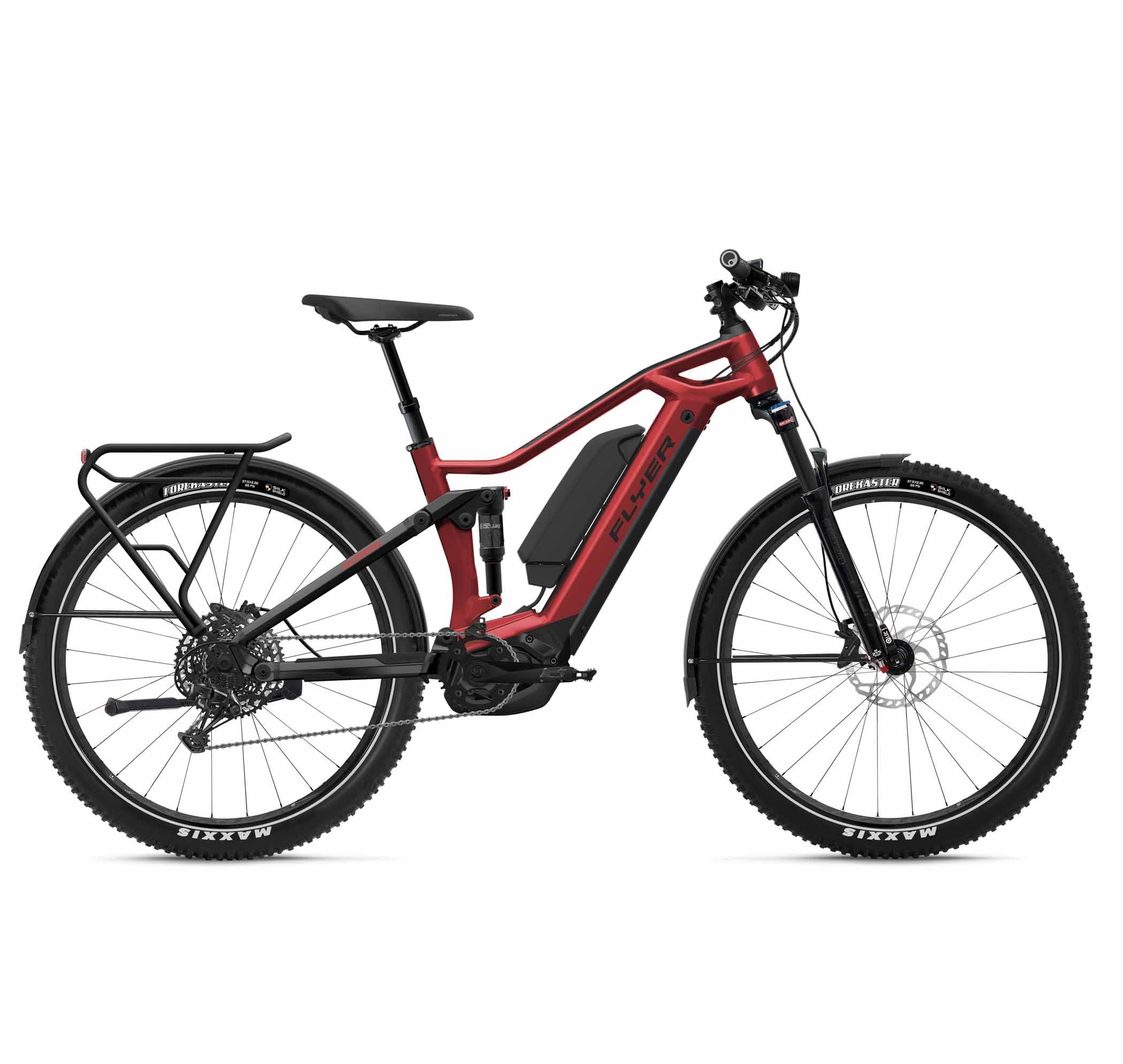 Flyer_Rodeo_Bike_eBike_Goroc_3_650_fullsuspension_DB_MercuryRedBlackGloss