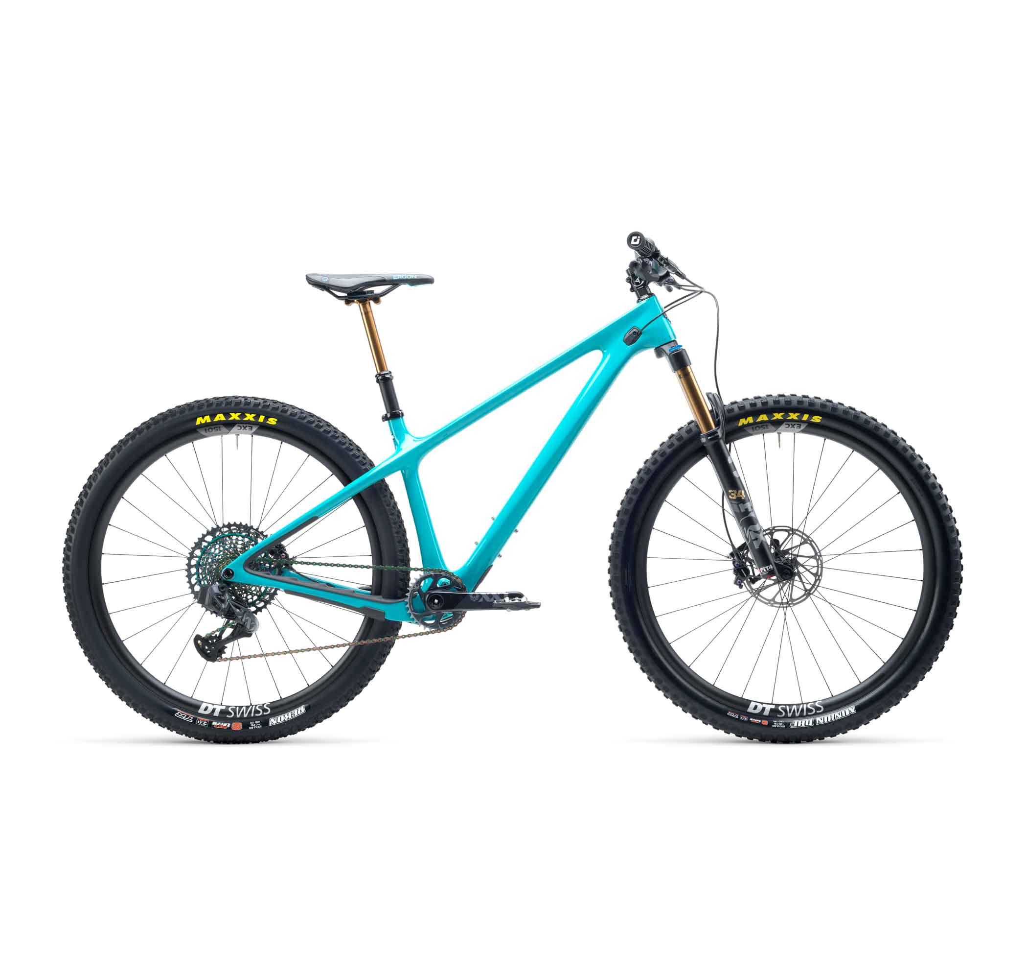 Yeti_Cycles_Rodeo_Bike_ARC_Turquoise