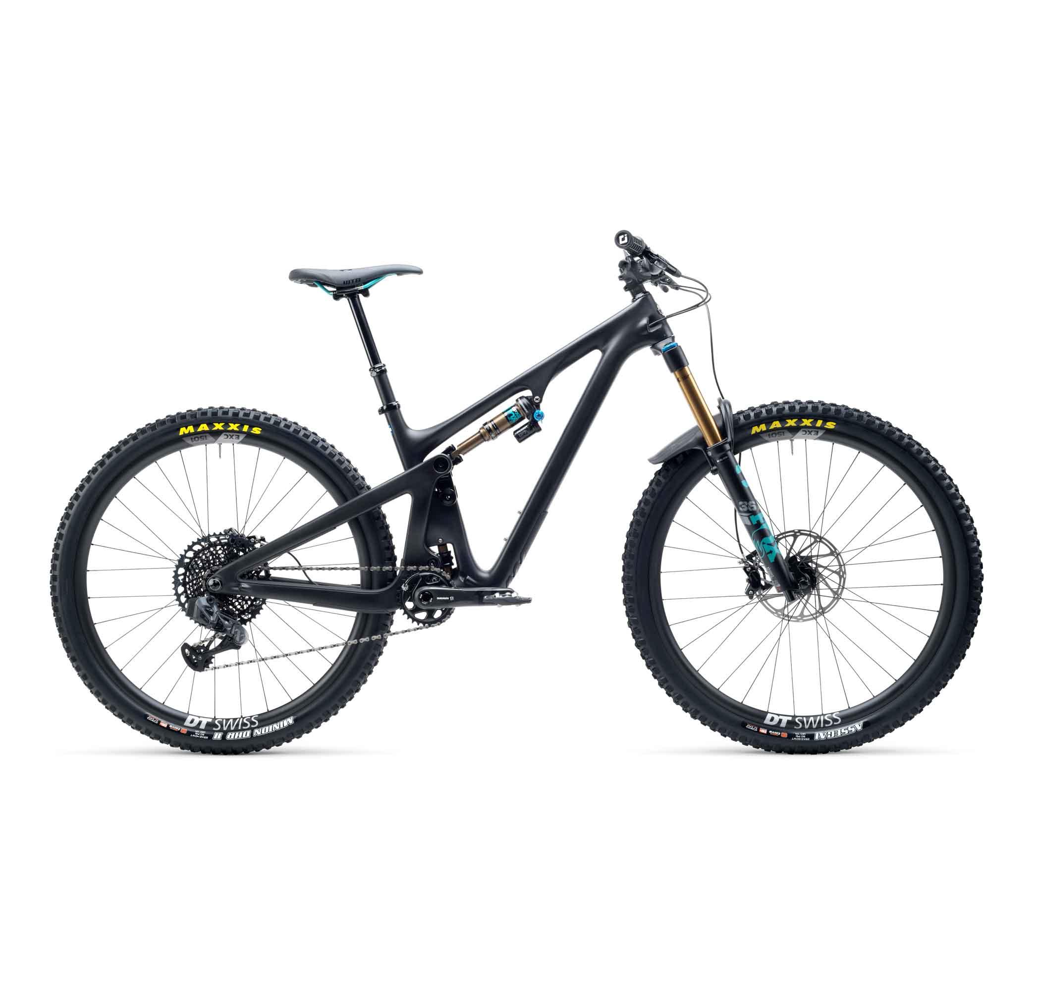Yeti_Cycles_Rodeo_Bike_SB130_LR_Black