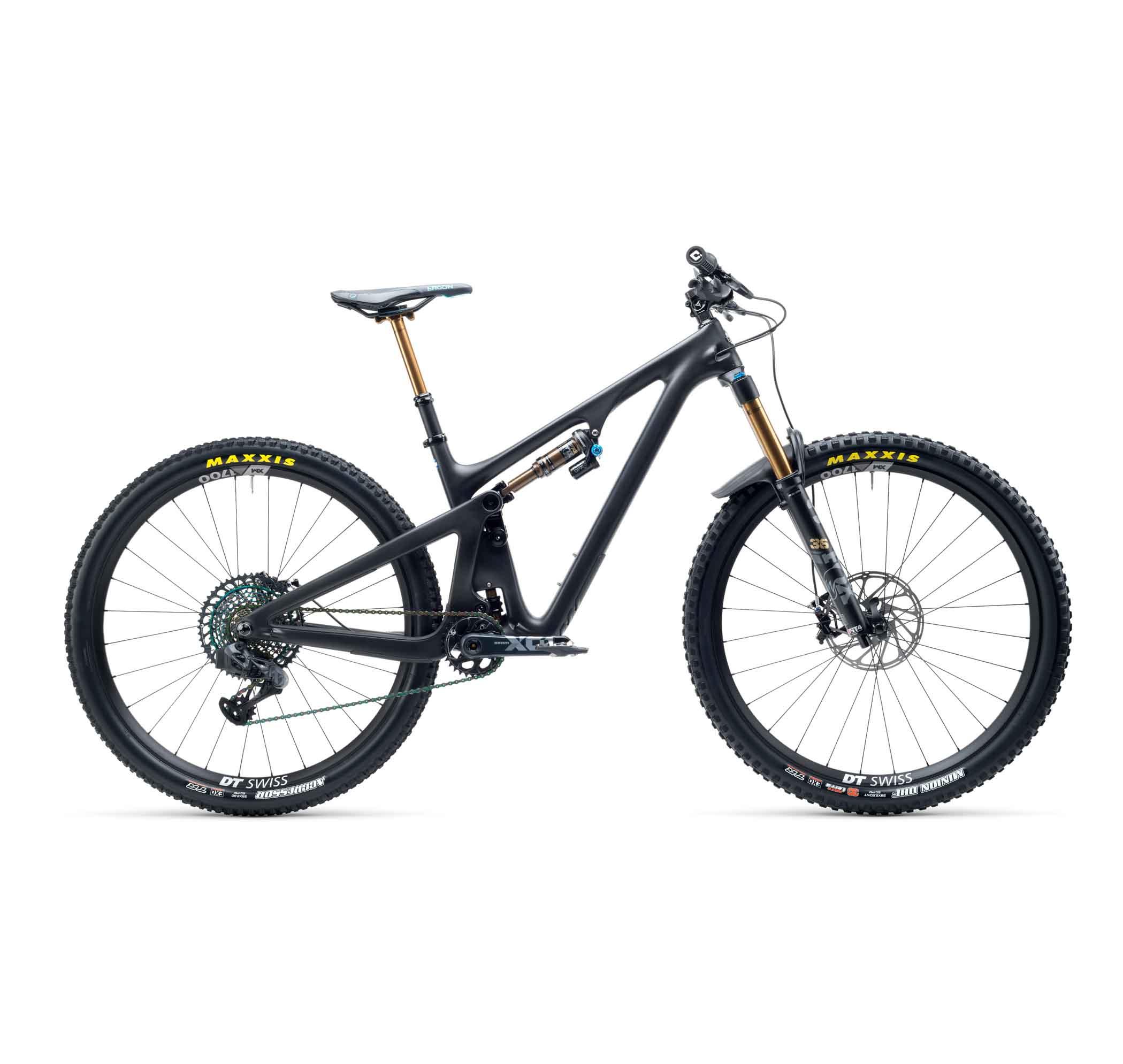 Yeti_Cycles_Rodeo_Bike_SB130_Black