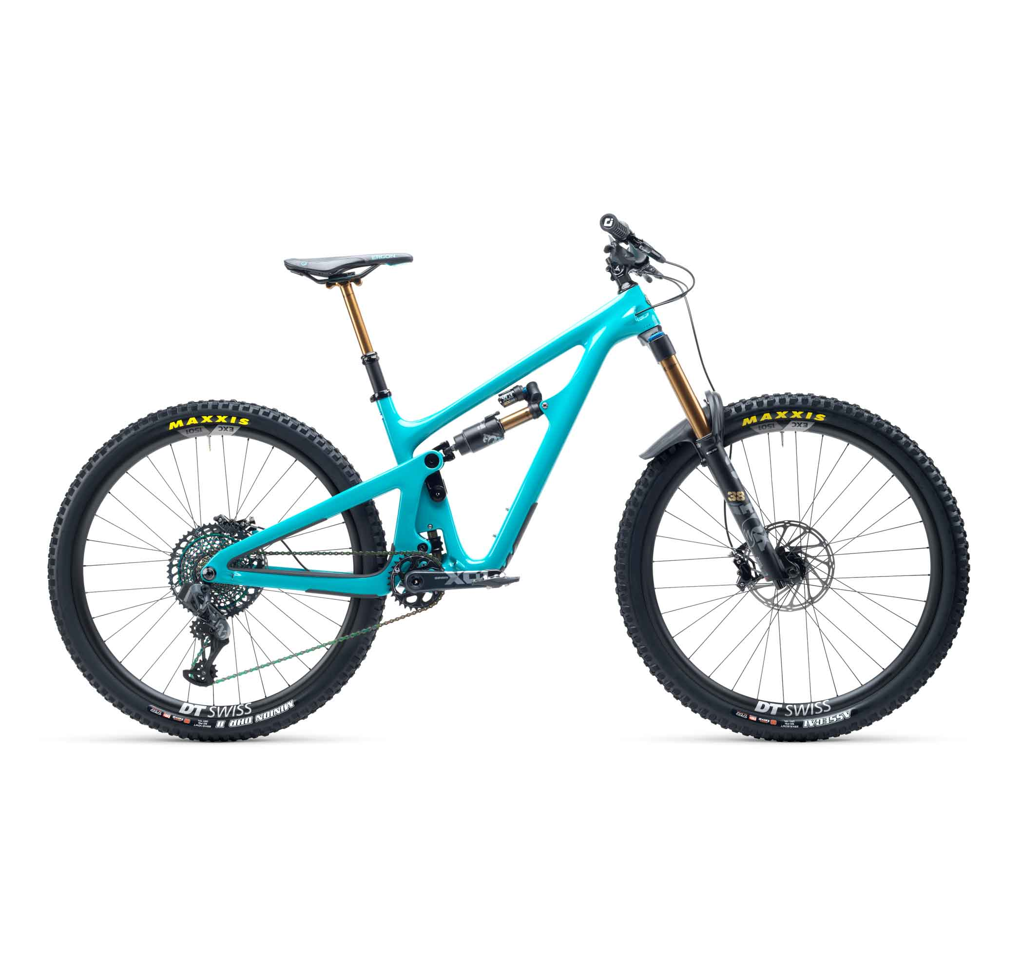 Yeti_Cycles_Rodeo_Bike_SB150_Turquoise