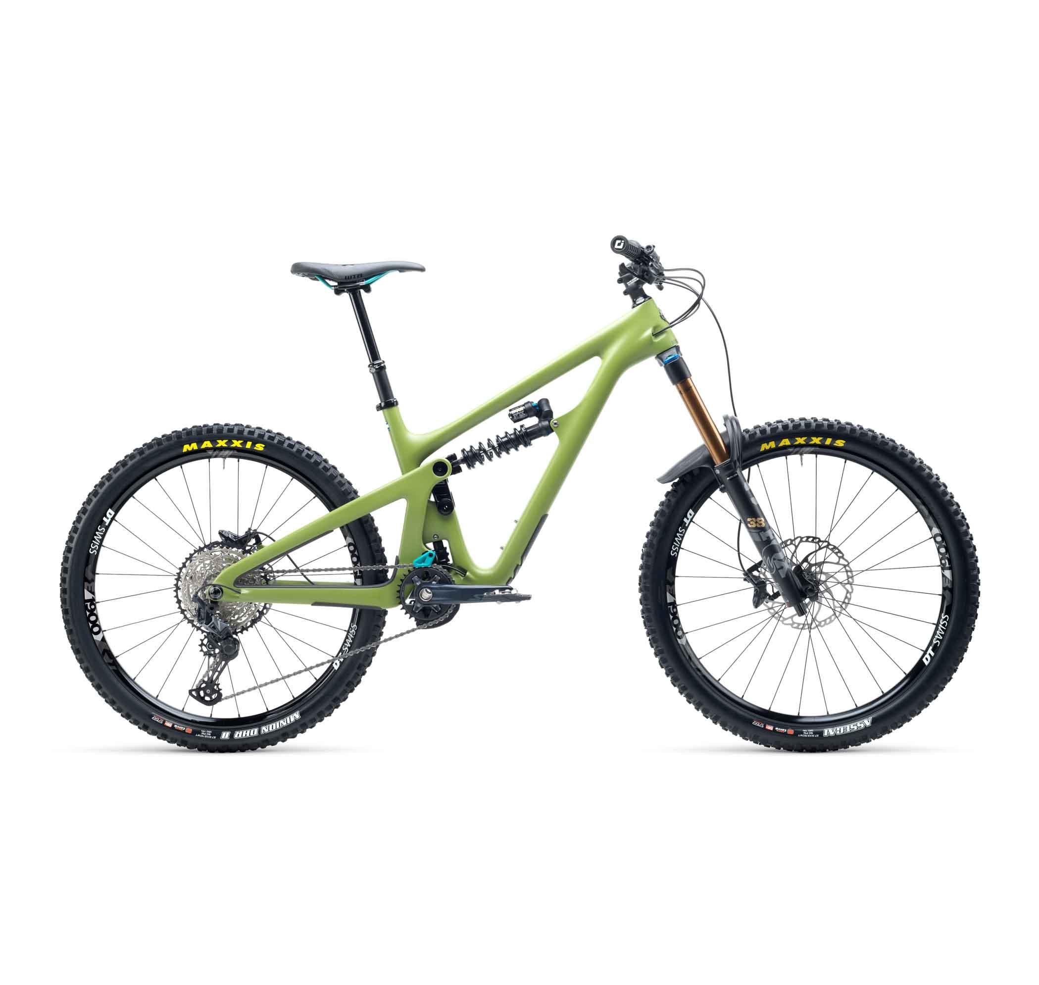 Yeti_Cycles_Rodeo_Bike_SB165_Moss